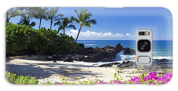Secret Beach Makena Galaxy Case