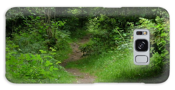 Secret Path Galaxy Case by Kristen R Kennedy
