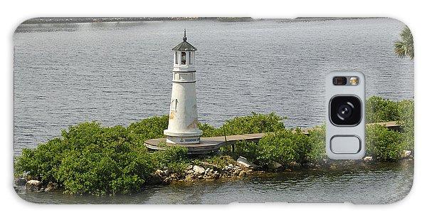 Seddon Light At Harbour Island Galaxy Case