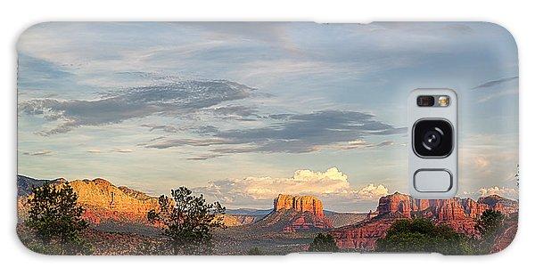 Sedona Arizona Allure Of The Red Rocks - American Desert Southwest Galaxy Case