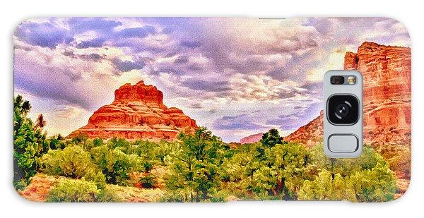 Sedona Arizona Bell Rock Vortex Galaxy Case