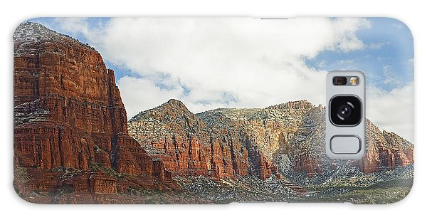 Sedona Arizona Landscape Galaxy Case by Nick  Boren