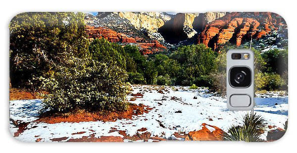 Sedona Arizona - Wilderness Galaxy Case by Bob and Nadine Johnston