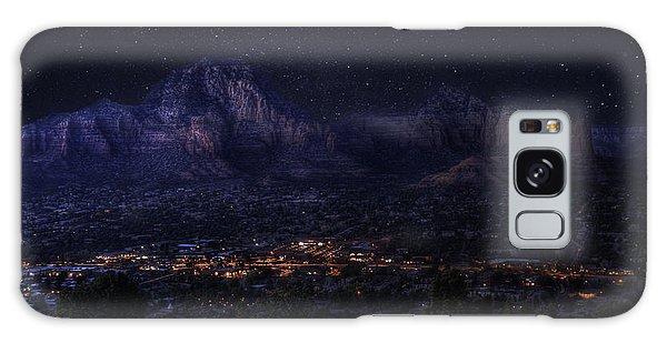 Sedona By Night Galaxy Case