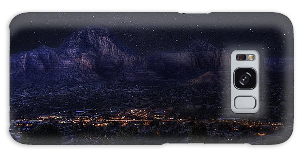 Sedona By Night Galaxy Case