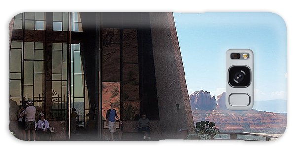 Sedona Chapel 2 Galaxy Case
