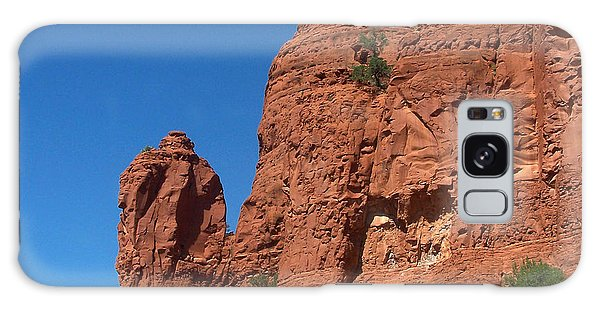 Sedona Chapel Rocks Galaxy Case