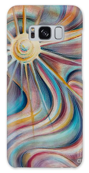 Sedona Charm Galaxy Case by Dee Davis