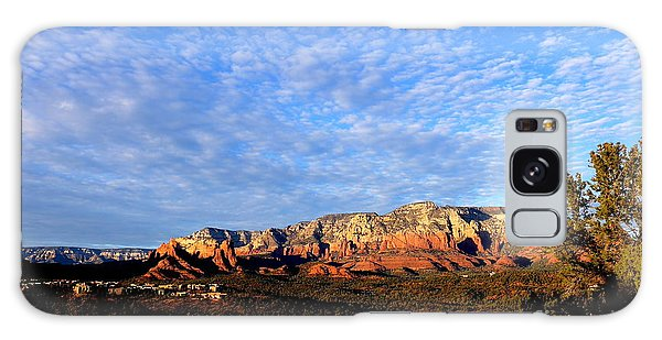 Sedona Landscape Galaxy Case by Marlene Rose Besso