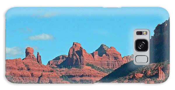 Sedona Panorama Galaxy Case