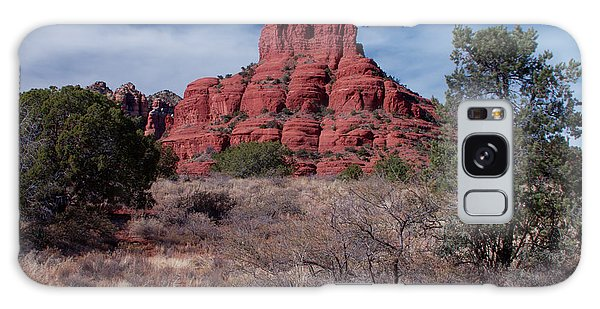 Sedona Red Rock Formations Galaxy Case