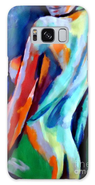 Seduction Galaxy Case by Helena Wierzbicki
