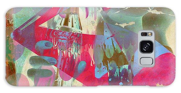 Seduction Of Soda  Galaxy Case by Jerry Cordeiro