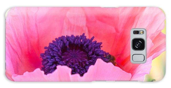 Seductive Poppy Galaxy Case