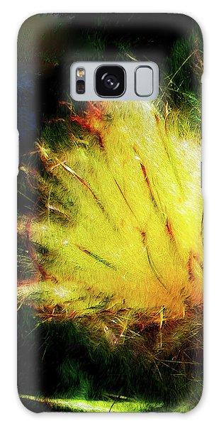 Seedburst Galaxy Case by Chuck Mountain