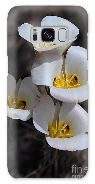Sego Lily Galaxy Case by Vivian Christopher