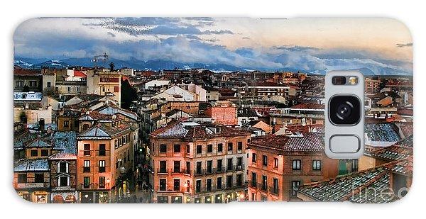 Segovia Nights In Spain By Diana Sainz Galaxy Case