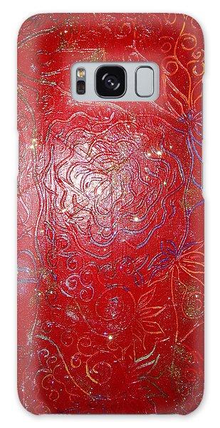 Galaxy Case - Self Believe by Joanna Pilatowicz