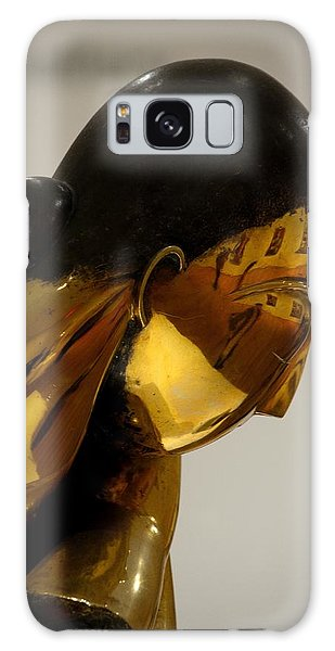 Self-portraits In Brancusi Galaxy Case by Steven Richman