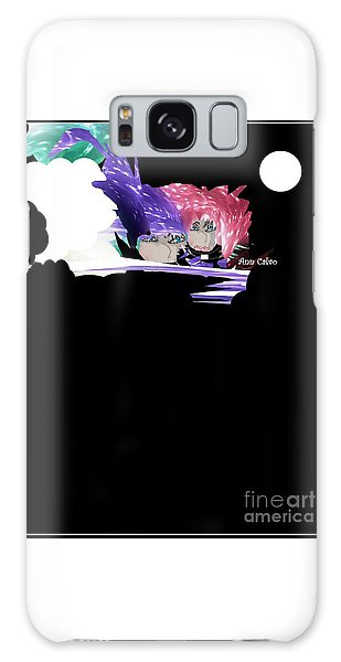 Selfless Souls Galaxy Case