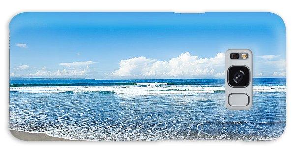 Seminyak Beach Galaxy Case by Yew Kwang