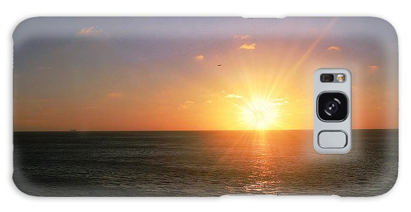 Sensational Sunset Galaxy Case by Living Color Photography Lorraine Lynch
