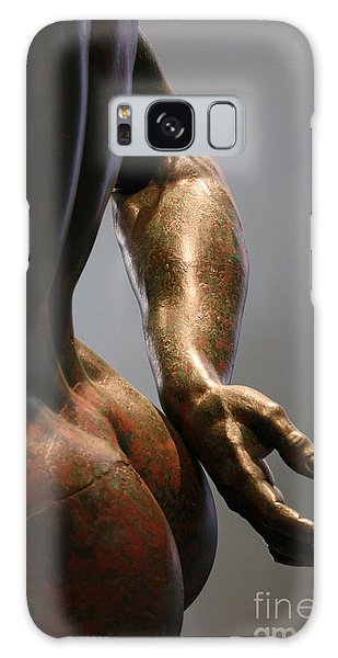 Sensual Sculpture Galaxy Case by Mary-Lee Sanders