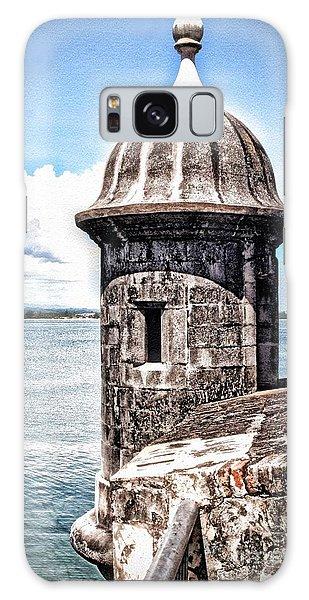 Sentry Box In El Morro Hdr Galaxy Case