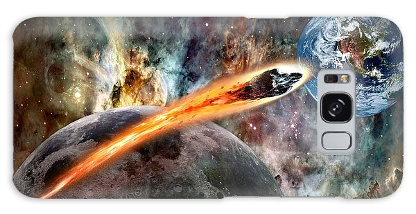 Climate Change Galaxy Case by Bill Stephens