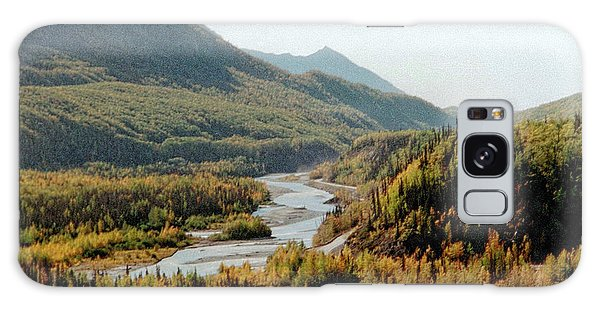 September Morning In Alaska Galaxy Case