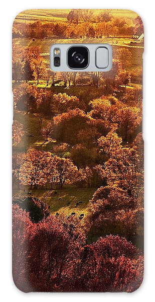Sequatchie Valley Fall Galaxy Case