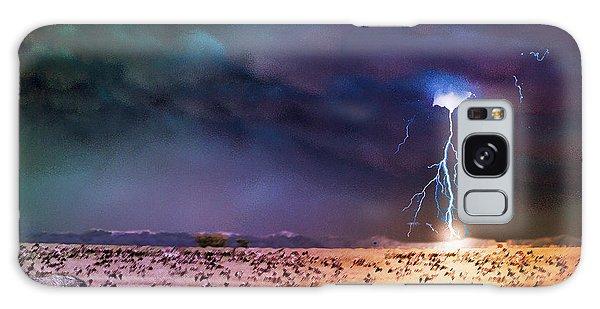 Serengeti Storm Galaxy Case