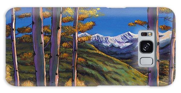 Foliage Galaxy Case - Serenity by Johnathan Harris