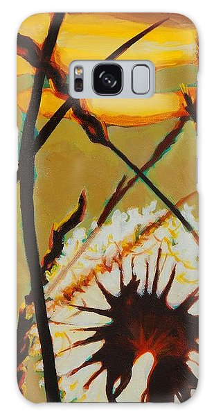 Serenity Of Light Galaxy Case by Janet McDonald