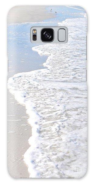 Serenity's Shore Galaxy Case
