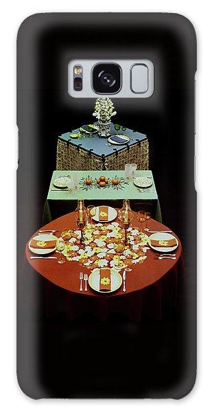 Set Tables Galaxy Case