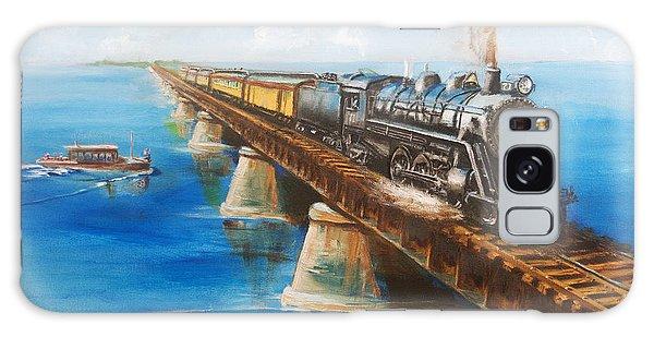 Flagler Galaxy Case - Seven Mile Bridge by Christopher Jenkins