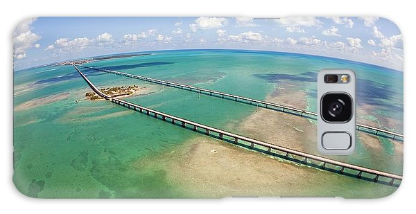 Flagler Galaxy Case - Seven Mile Bridge by Mike Theiss/science Photo Library