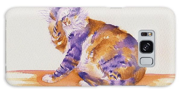 Calico Cat Galaxy Case - Seven Plus Four Is...? by Debra Hall