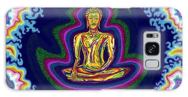 Seventh Heaven Buddha Galaxy Case