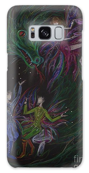 Severely Amused Galaxy Case by Dawn Fairies