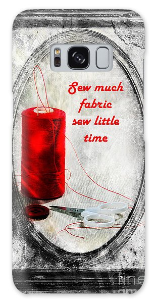 Sew Much Galaxy Case by Randi Grace Nilsberg