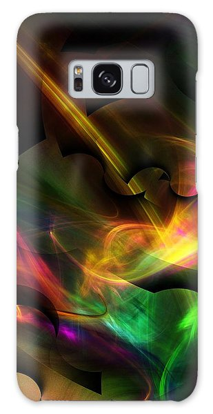 Sexual Virtuoso's   Galaxy Case by David Lane