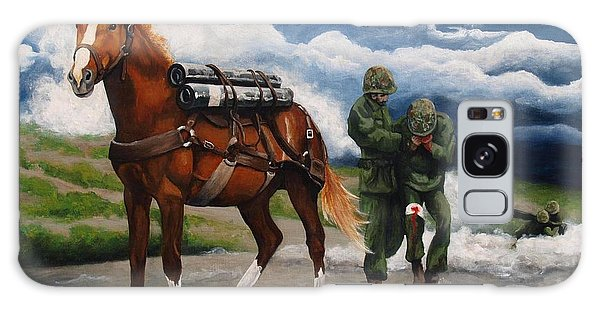 Sgt. Reckless Galaxy Case