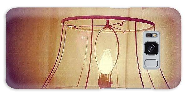 Light Galaxy Case - Shadeless Lamp  by Jill Tuinier