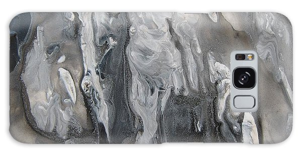 Shades Of Grey Number 50 Galaxy Case