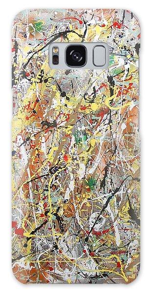 Pollock Galaxy Case