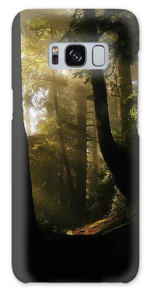 Shadow Dreams Galaxy Case by Jeff Swan