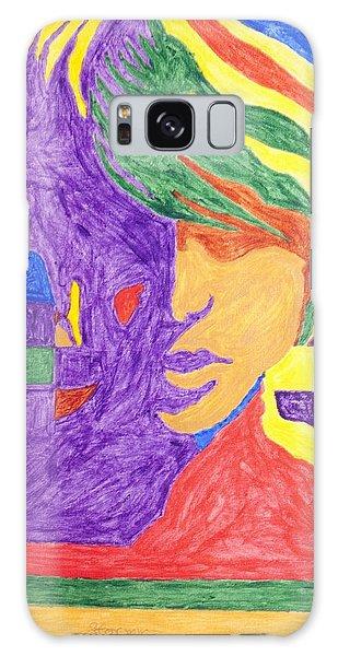 Prince Gemini   Galaxy Case by Stormm Bradshaw