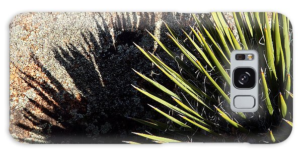 Shadow Of The Yucca Plant Galaxy Case